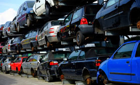 Złomowanie samochodów